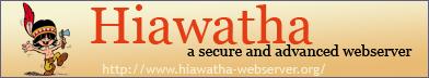 Hiawatha Webserver